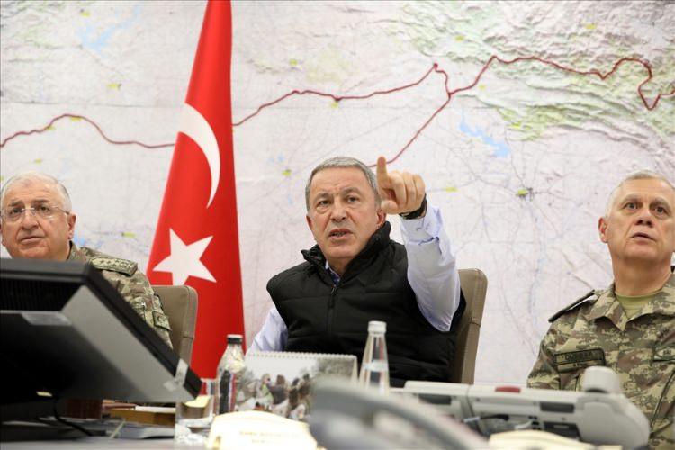 Akar'dan son dakika Barış Pınarı Harakatı açıklaması
