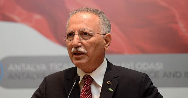 Ekmeleddin İhsanoğlu'ndan Barış Pınarı harekatı Açıklaması