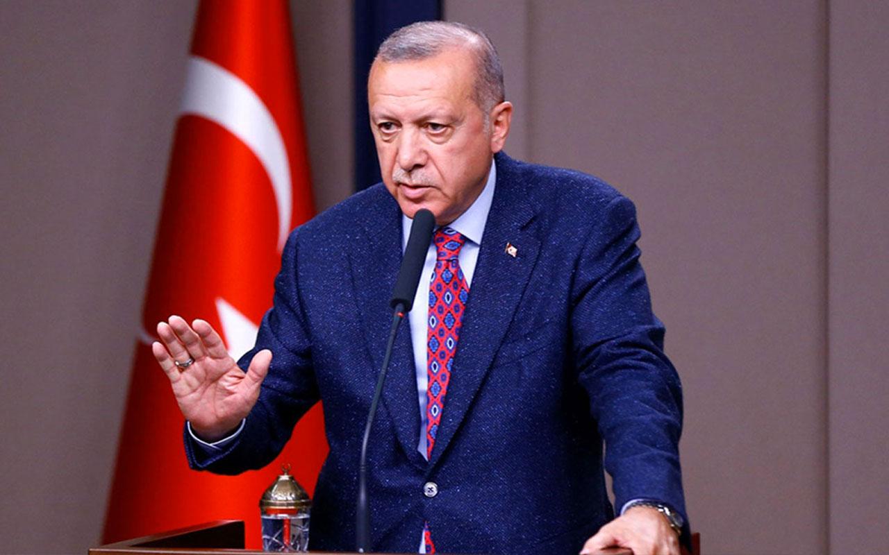 Erdoğan: Asla geri adım atmayacağız