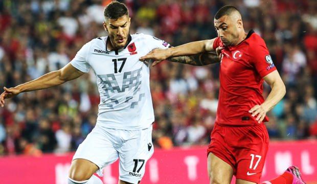 Türkiye, 90'ıncı dakikada kazandı