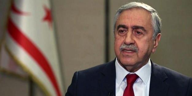 KKTC Cumhurbaşkanı Mustafa Akıncı'dan bir skandal açıklama daha! Geri adım atmadı