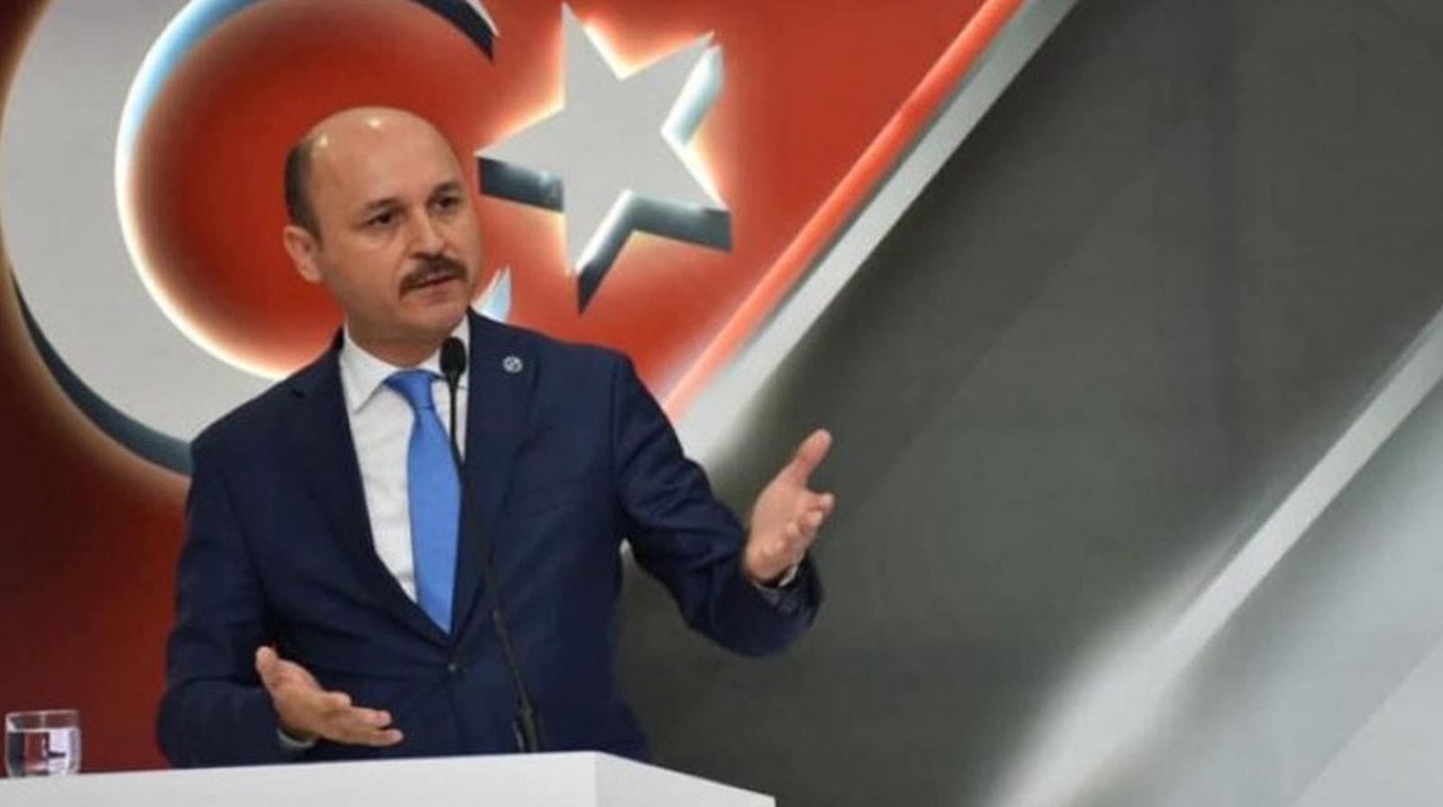 Türk Eğitim-Sen Genel Başkanı Geylan'dan Tatar'a teşekkür, Akıncı'ya tepki