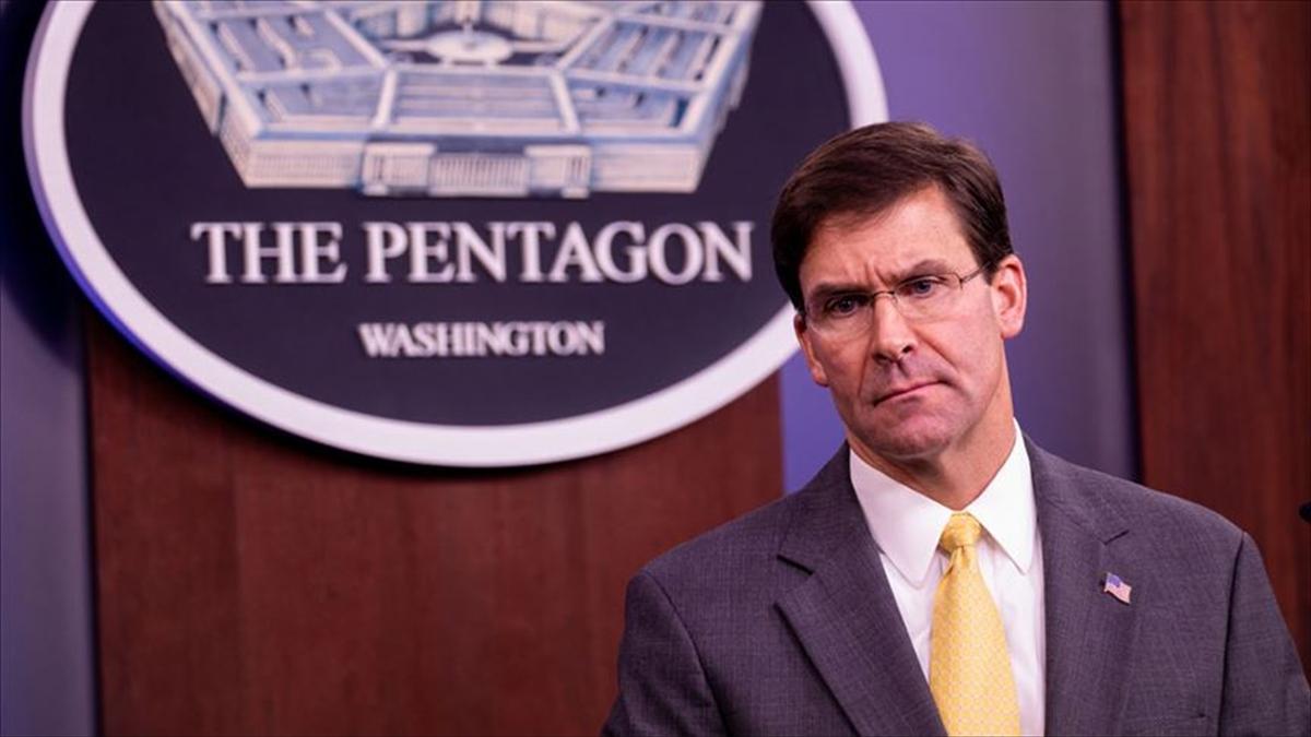 ABD Savunma Bakanı'ndan Suriye açıklaması
