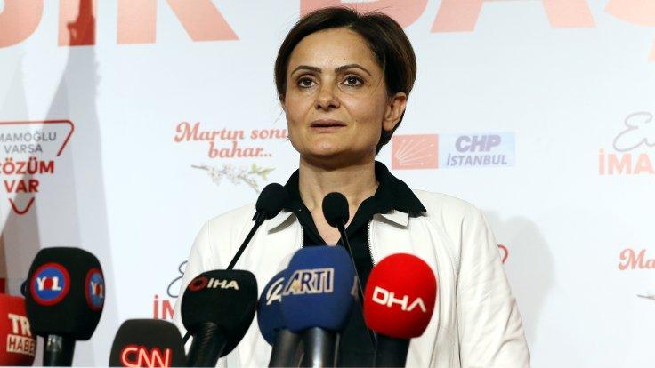 Canan Kaftancıoğlu'ndan skandal! Barış Pınarı Harekatı ifadeleri