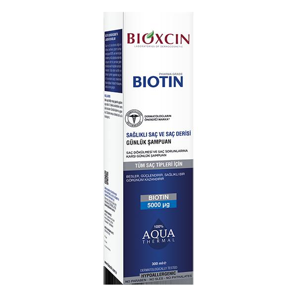 Biotin İçeren Şampuanların İçeriği