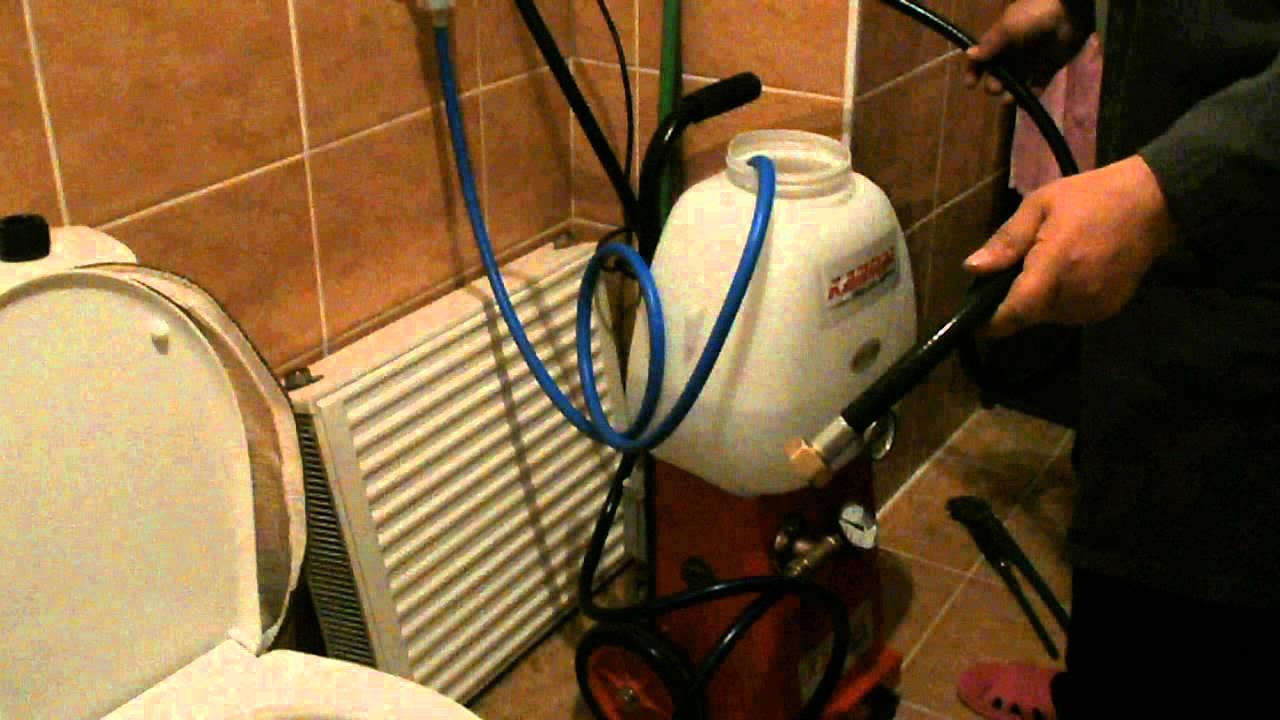 Radyatör Temizleme Makinası