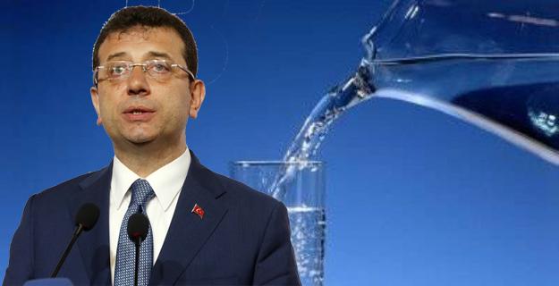 İBB'den İstanbul'da suya büyük zam!
