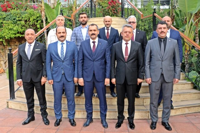 MHP Antalya İl Başkanı Hilmi Durgun'dan açıklama