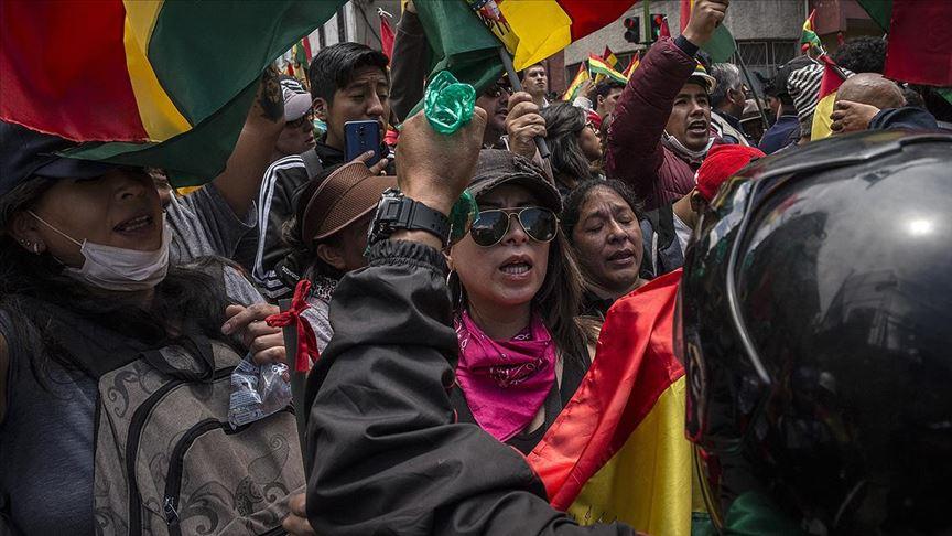 Bolivya'daki olayların bilançosu: 23 ölü, 715 yaralı