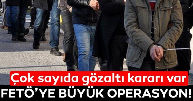 TSK'da FETÖ soruşturması: 133 gözaltı kararı