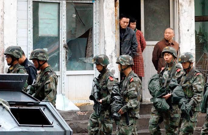Uygur Türkleri hakkında Rus raporları: 1984 romanından daha vahim
