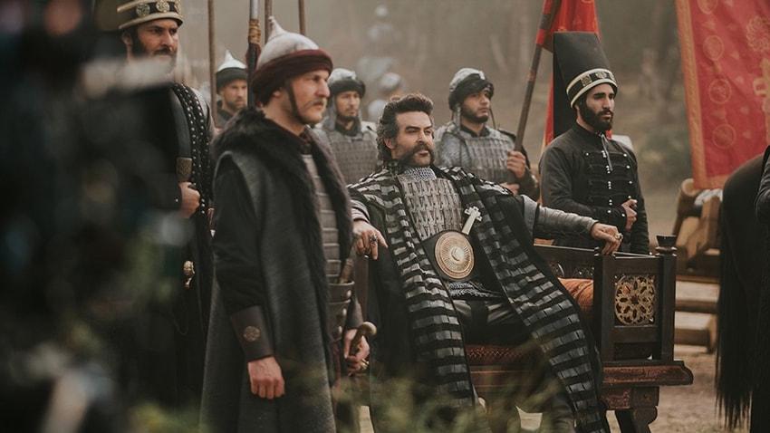 Araplardan Osmanlı karşıtı tarih dizisi