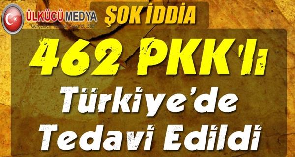 PKK'lı Teröristler Türkiye'de mi Tedavi Ediliyor !