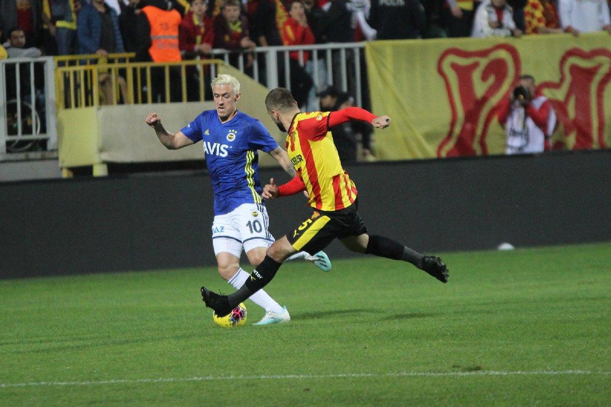 MAÇ SONUCU: Göztepe 2-2 Fenerbahçe