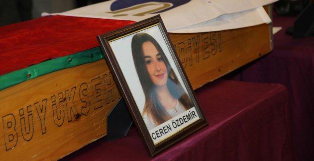 Ceren Özdemir'in katil zanlısı yakalandı