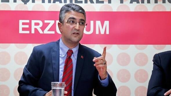 """MHP Milletvekili Kamil Aydın'dan """"Erzurum Havalimanı"""" açıklaması"""