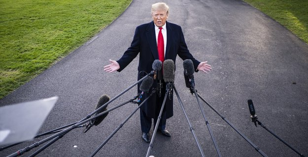 Trump'tan Zelenskiy görüşmesine yeni savunma
