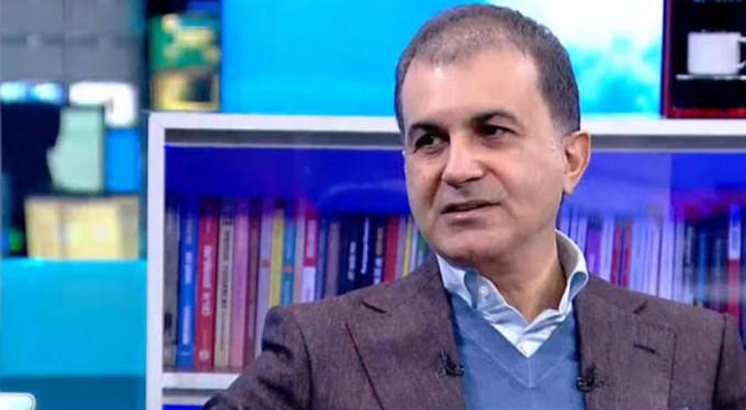 Ömer Çelik'ten Ceren Özdemir açıklaması!