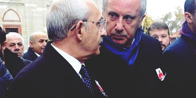 Kılıçdaroğlu'nun o sözü Muharrem İnce'yi çileden çıkardı!
