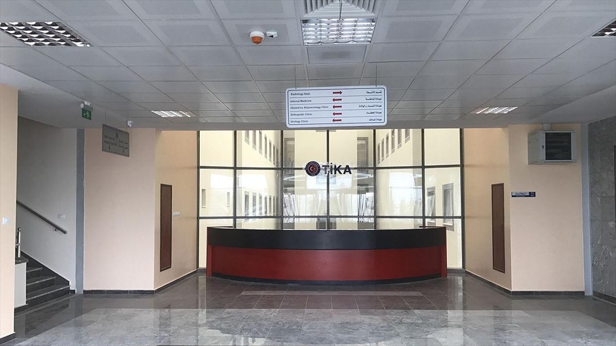 Türkiye Gazze'ye hastanesi açtı