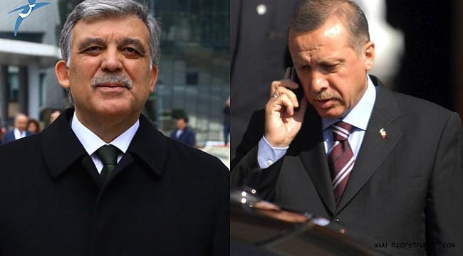 Abdullah Gül sessizliğini bozdu: Tayyip Bey'i aradım...