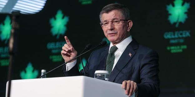 Davutoğlu'nun partisine katılan isim istifasını duyurdu