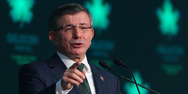 Ahmet Davutoğlu dümeni kırdı!