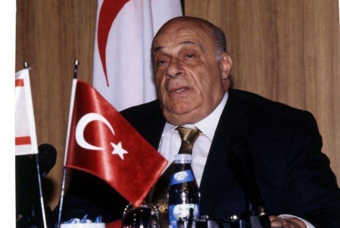 Milli direnişin kahramanı Rauf Denktaş anılıyor