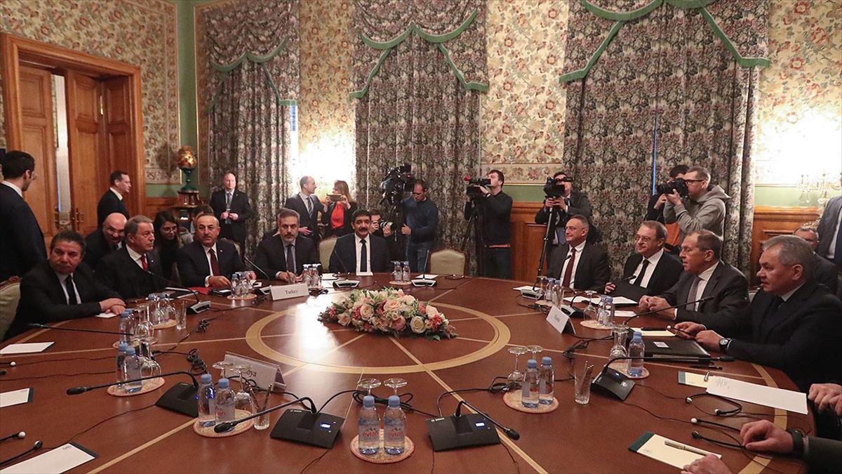 Türkiye ve Rusya Libya'da kalıcı ateşkes için yoğun çaba sarf etti