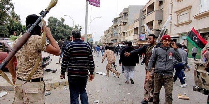 MSB ve Dışişleri'nden Libya açıklaması