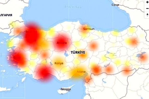 Son dakika: Türkiye'de internet neden çöktü? Yeni açıklama geldi!