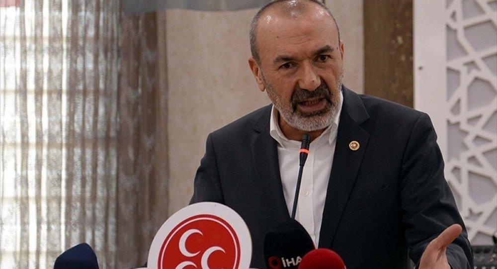 MHP'li Yıldırım'dan Trump'ın sözde barış planına sert tepki