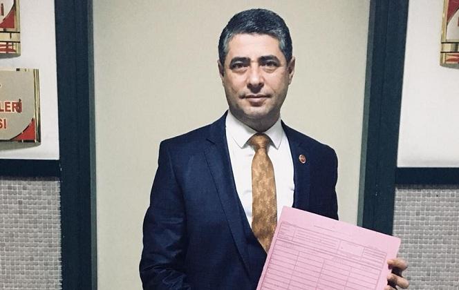 MHP'li Şehmus Uçar'dan CHP'li Başkanlara suç duyurusu