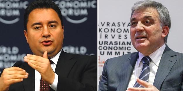 Optimar Araştırma Şirketi'nden Abdullah Gül ve Babacan'ı üzen anket