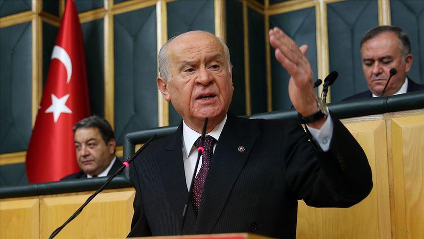 Devlet Bahçeli'den Suriye ve Libya açıklaması