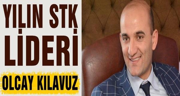 YILIN STK LİDERİ OLCAY KILAVUZ SEÇİLDİ !