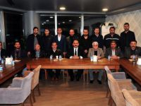 Tokat'ta Mhp Merkez İlçe Yönetimi İstifa Etti