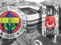 Fenerbahçe İle Beşiktaş 348. Randevuda