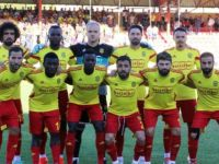 Evkur Yeni Malatyaspor (1-2) Eskişehirspor