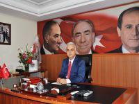 MHP Adana İl Başkanı Yusuf Baş, Çalışan Gazeteciler Günü'nü kutladı.