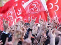 Kağızman'da MHP'nin Kongre Heyecanı
