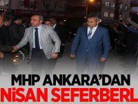 MHP Ankara'dan 16 Nisan seferberliği