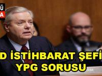 ABD İstihbarat Şefine YPG Sorusu