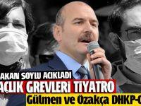 İçişleri Bakanı Soylu Açlık Grevi Açıklaması