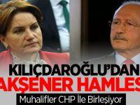 Kemal Kılıçdaroğlu'ndan Meral Akşener hamlesi