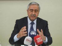 KKTC Cumhurbaşkanı Mustafa Akıncı'dan Kıbrıs Açıklaması