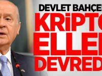 """Devlet Bahçeli'den çok sert """"damat"""" açıklaması"""