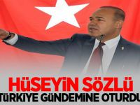 Hüseyin Sözlü Türkiye gündemine oturdu