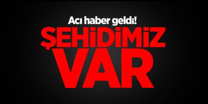 Şırnak'ta Pkk'lıların Tuzakladığı Patlayıcı İnfilak Etti: 1 Asker Şehit
