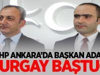 MHP Ankara'da Başkan adayı Turgay Baştuğ